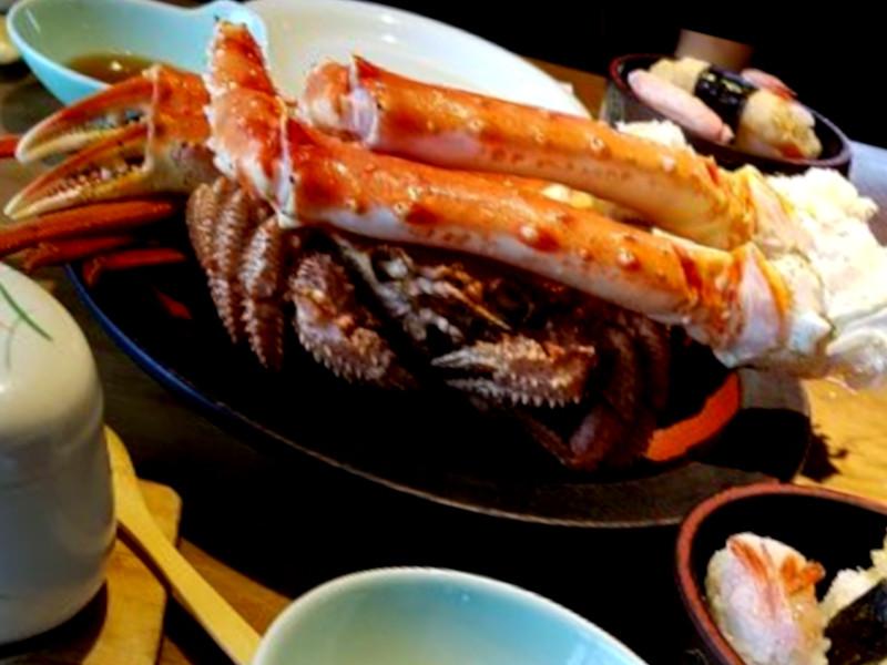 Cerita Traveling ke Jepang - Ebi-Kani Gassen